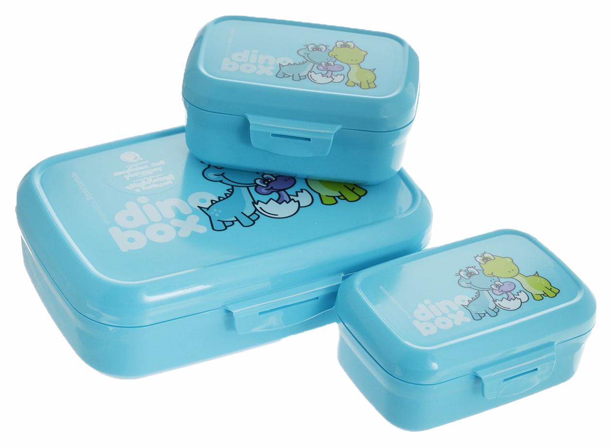 Контейнер для хранения пищи Tescoma DINO 668330 Синий