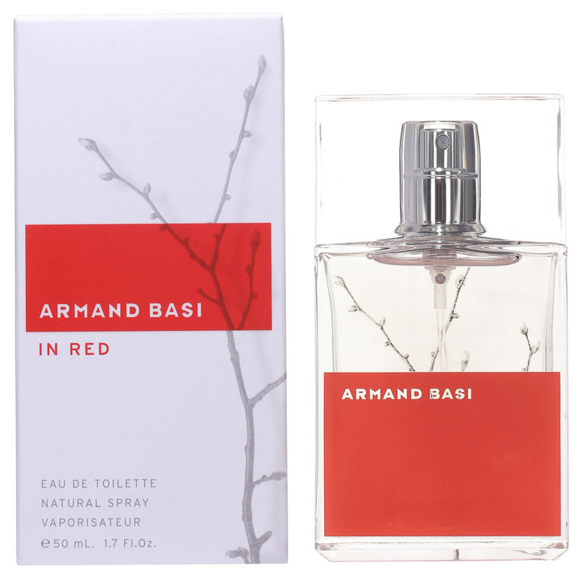 Туалетная вода Armand Basi In Red 50 мл