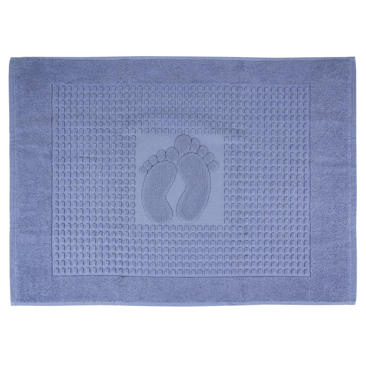 Коврик для ванной Arya Winter Soft Голубой