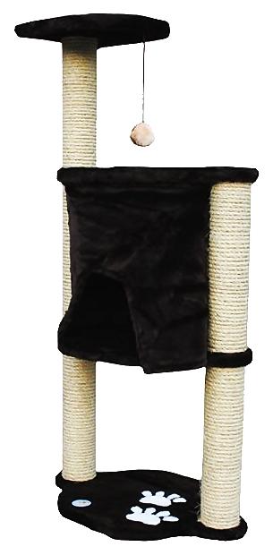 Комплекс для кошек Зооник с шатром и помпоном