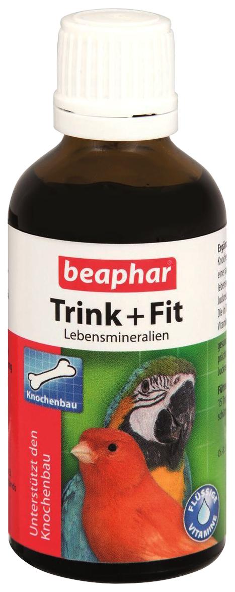 Витаминный комплекс для птиц Beaphar Trink+Fit,