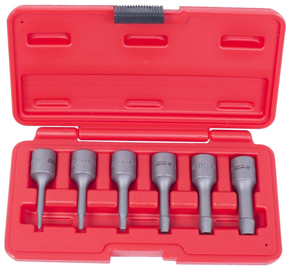 Набор инструментов для автомобиля МАСТАК 109 10006