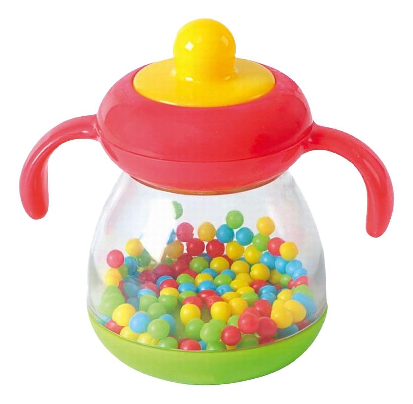 картинка Развивающая игрушка Playgo Бутылочка c шариками от магазина Bebikam.ru