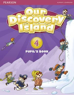 Our Discovery Island Level 4 Student\'s Book plus pin code