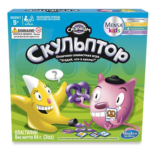 Купить Настольная игра Скульптор Hasbro Other Games C0433, Hasbro Games, Семейные настольные игры