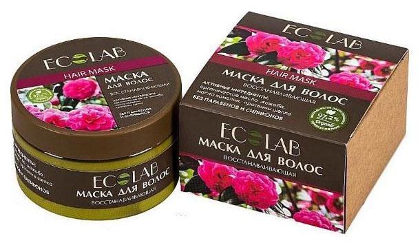Купить Маска для волос Ecolab Восстанавливающая 250 мл, EO LABORATORIE