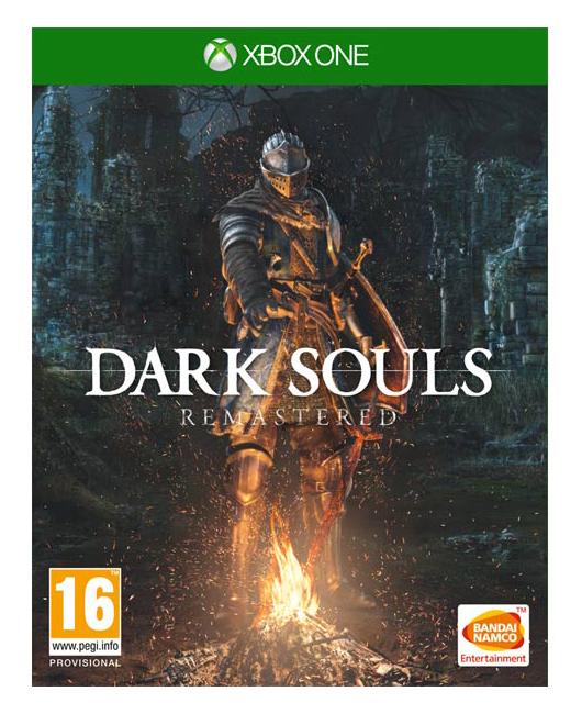 Игра Dark Souls Remastered для Xbox One фото
