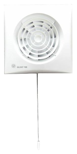 Вентилятор настенный Soler#and#Palau Silent-100 CMZ 03-0103-151