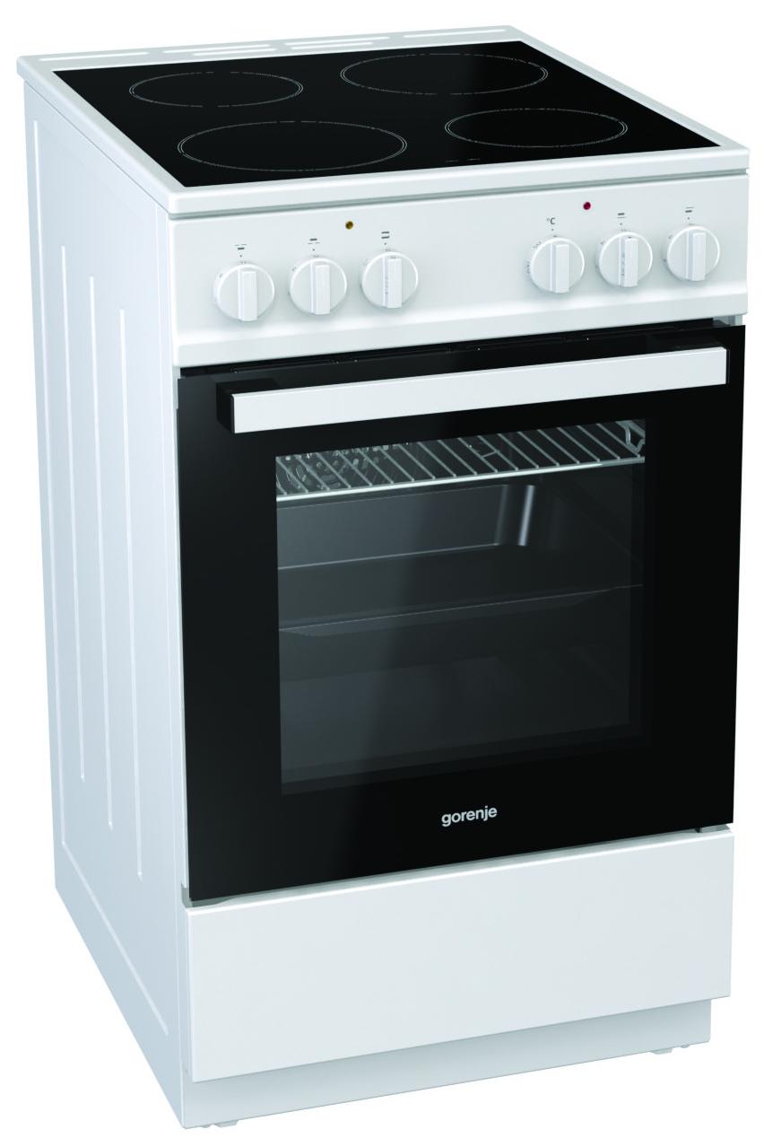 Электрическая плита Gorenje EC5121WG B White