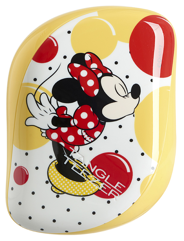 Расческа Tangle Teezer Compact Styler Minnie Mouse Sunshine Yellow фото