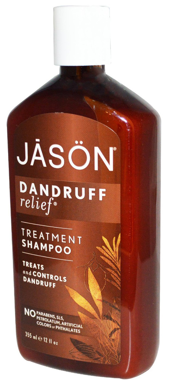 Шампунь Jason Natural Dandruff Relief 355 мл
