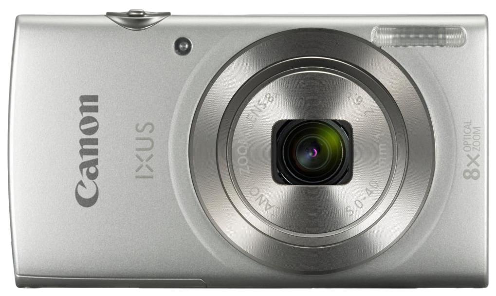 Фотоаппарат цифровой компактный Canon Digital Ixus 185 Silver