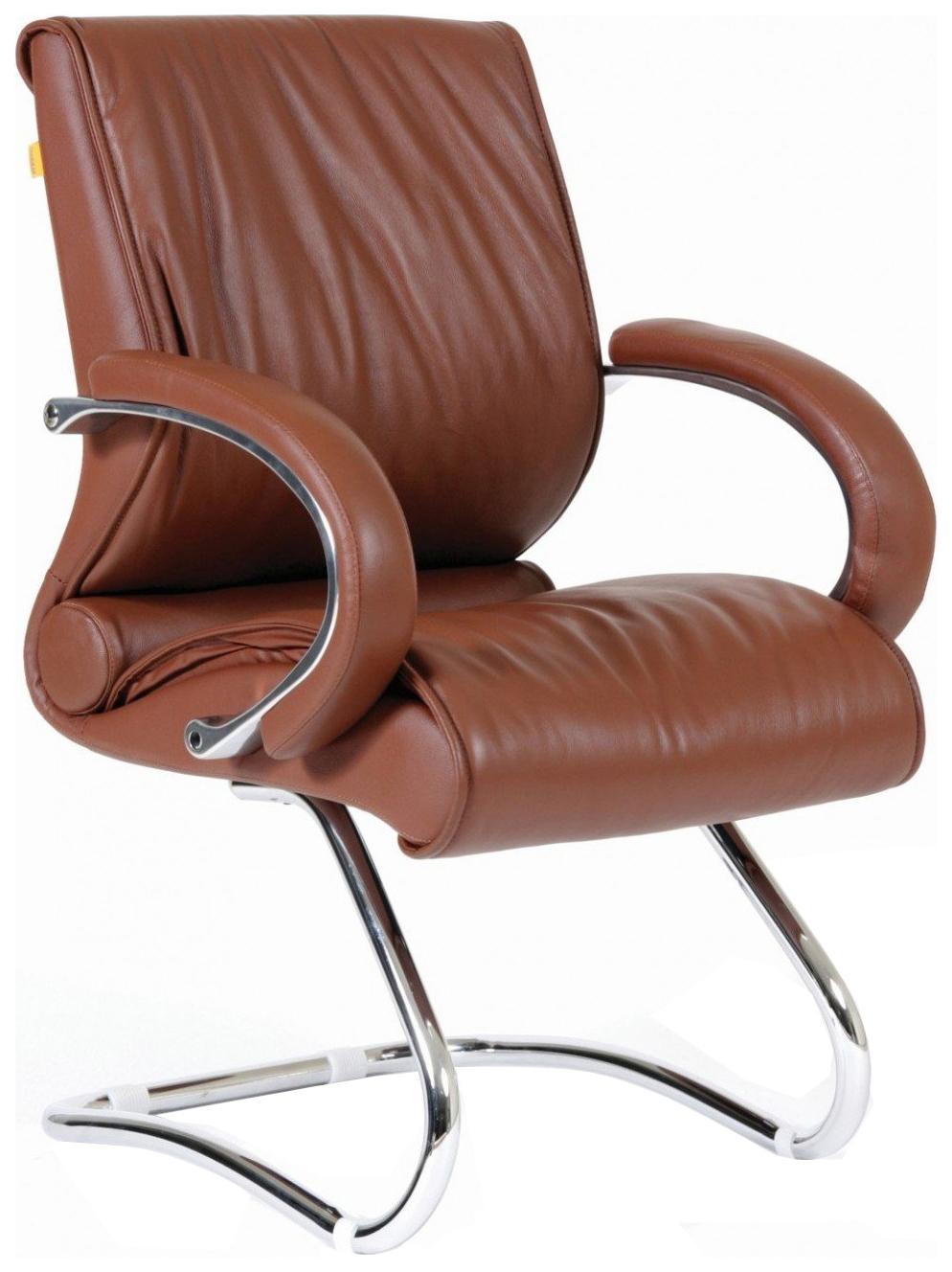 Офисное кресло Chairman 445 Коричневый