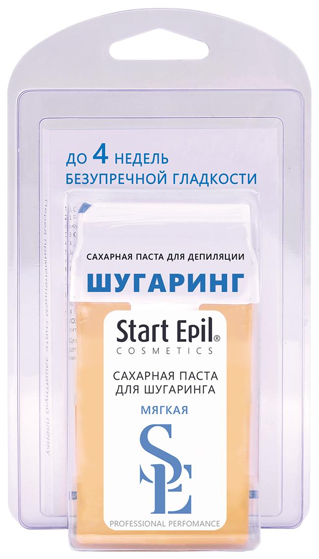 Набор с сахарной пастой в картридже Start Epil