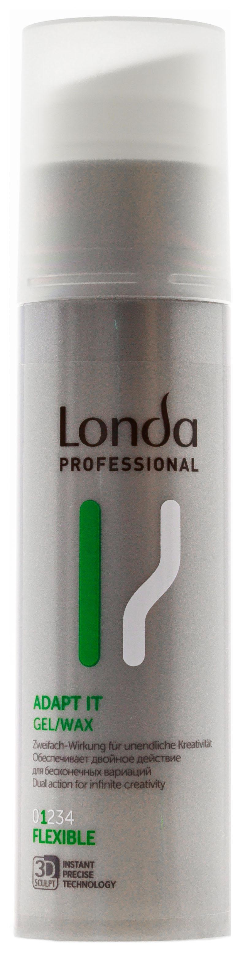 Гель для укладки Londa Texture Adapt