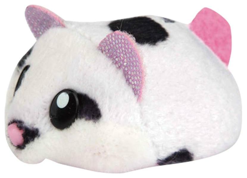 Купить Интерактивная игрушка 1 TOY Хома Дома Т12499 черно-белый хомячок, Интерактивные животные