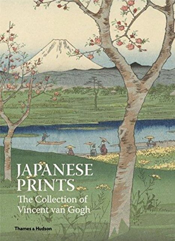 Книга Japanese Prints: The Collection of Vincent van Gogh