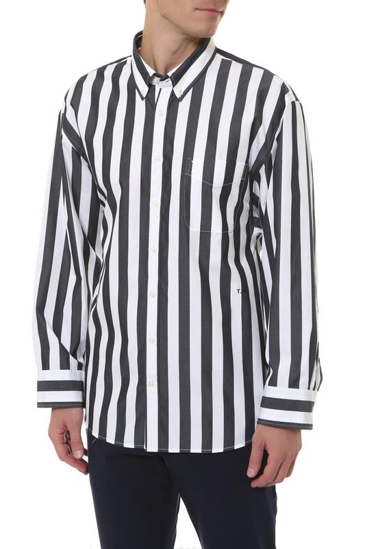 Рубашка мужская Tommy Hilfiger MW0MW06276 904 белая L