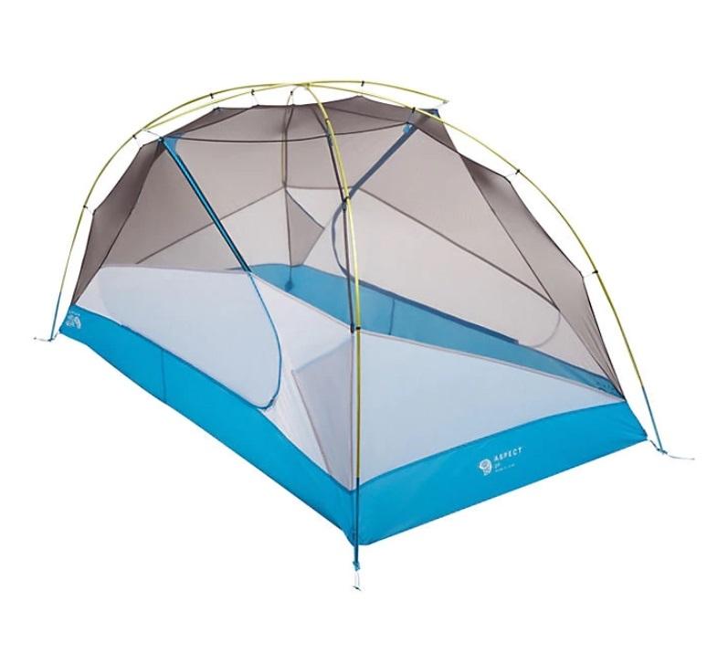 Палатка Mountain Hardwear Aspect 2 светло-серая 2/местная