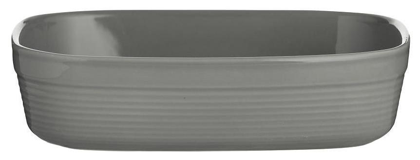 Блюдо для запекания William Mason прямоугольное 24 см серое фото