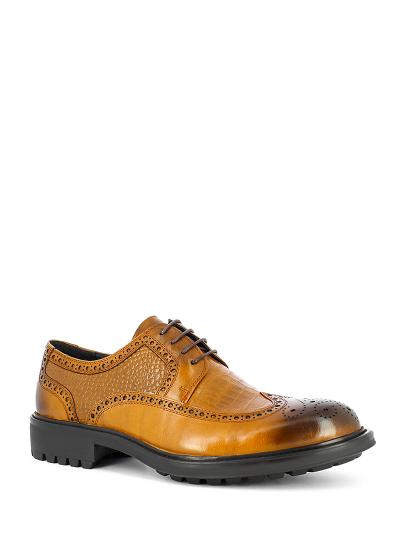 Полуботинки мужские Just Couture коричневые