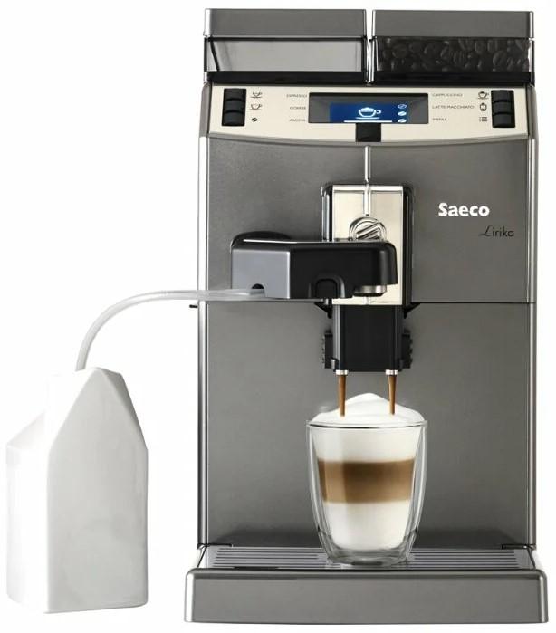 Кофемашина автоматическая Saeco Lirika One Touch Cappuccino