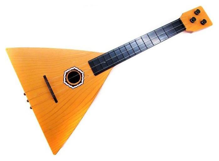 Shantou Gepai Трехструнная балалайка Shantou Gepai