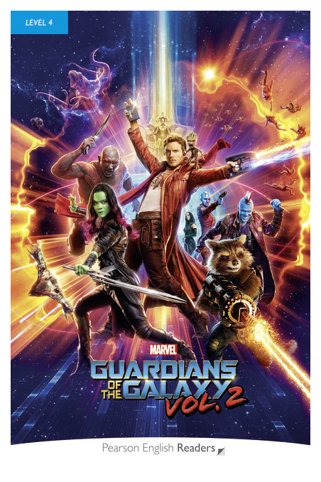 Marvel. The Guardians of the Galaxy. Vol. 2. Level 4 (+ CD-ROM)