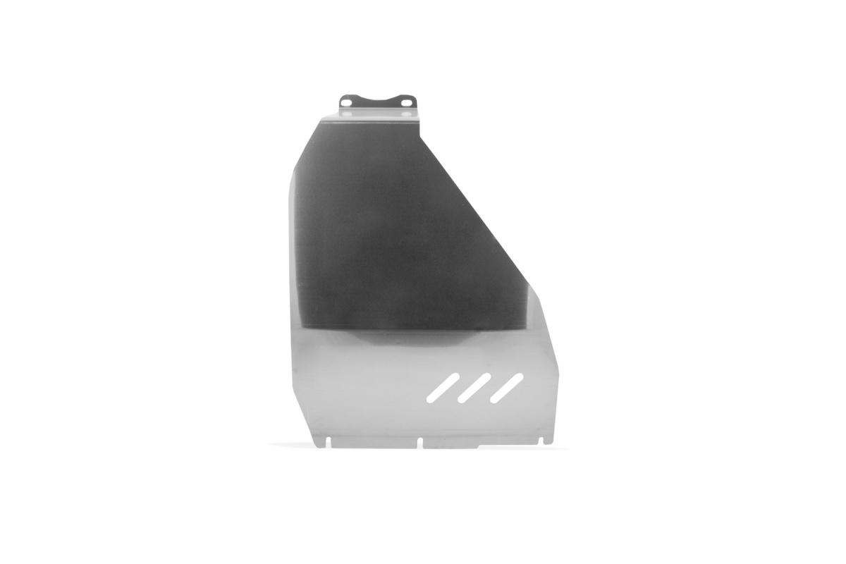 Защита картераикрепежNLZ дляVOLKSWAGENTouareg(10 17)(4мм)3,6бен./3,0диз.AT4WD