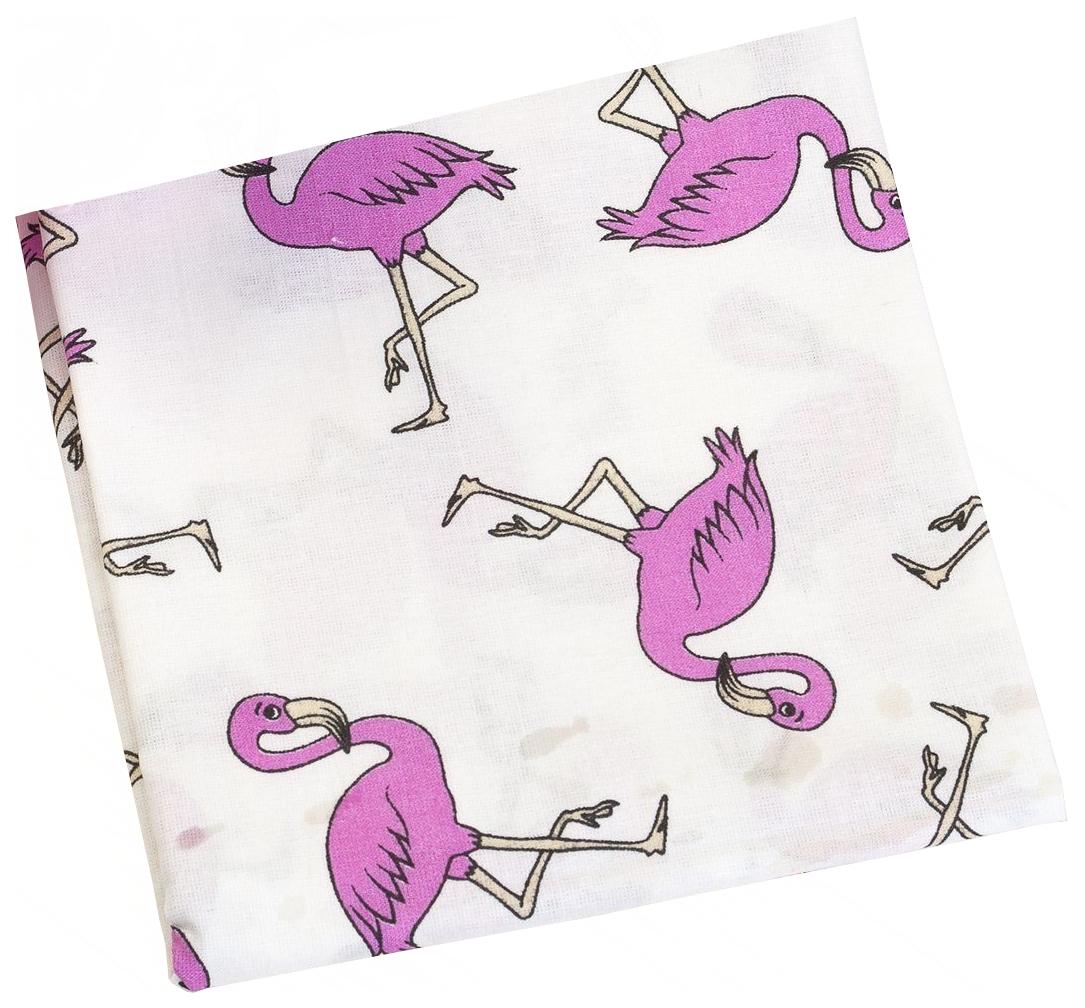 Наволочка WB AmaroBaby 40х60 поплин (Фламинго)