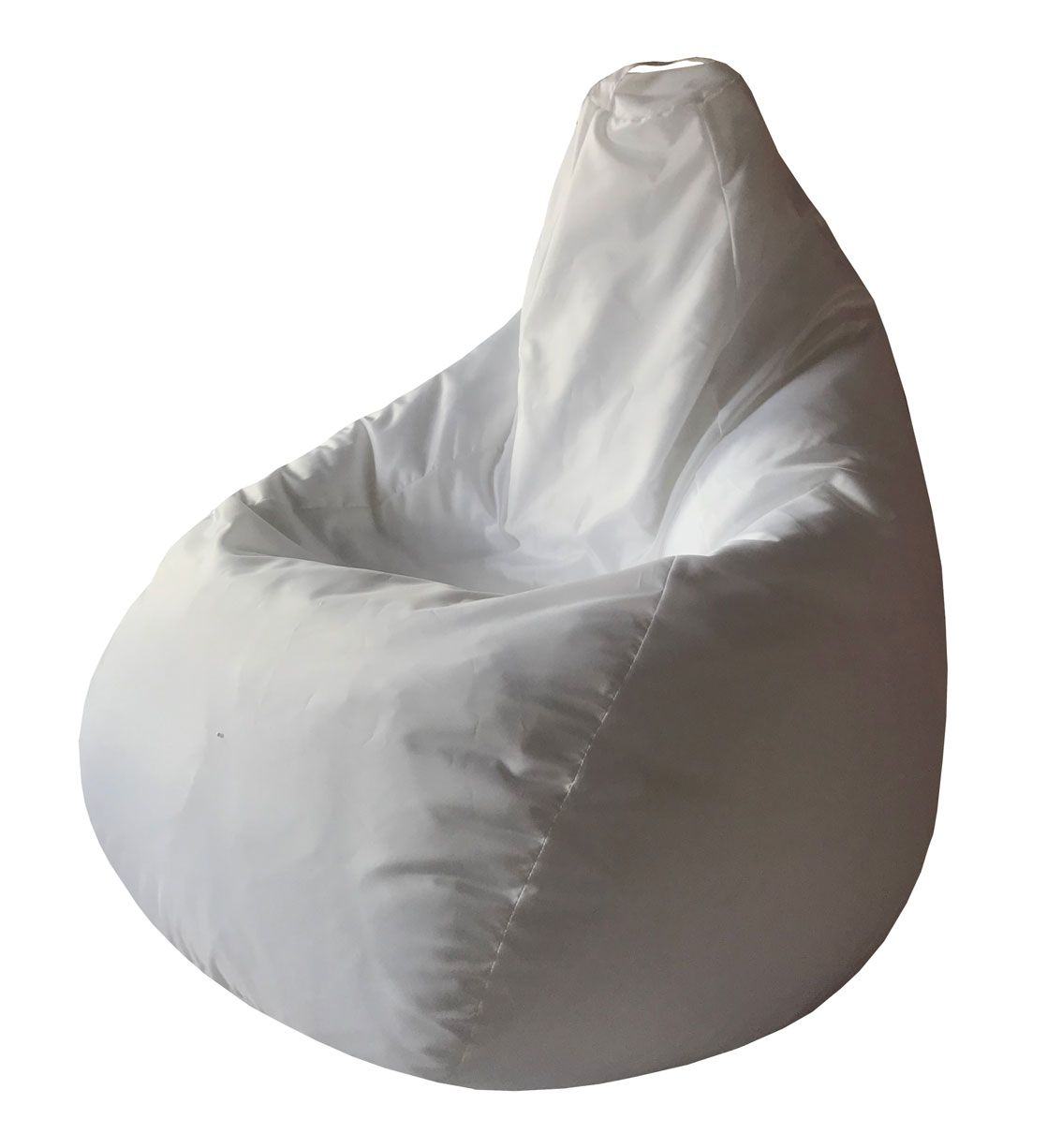 Кресло-мешок Папа Пуф Оксфорд Белый, размер XL, оксфорд, белый