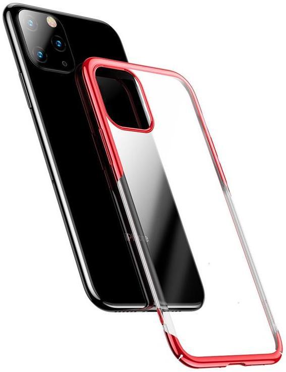 Чехол Baseus Glitter Case для iPhone 11 Pro Max Red