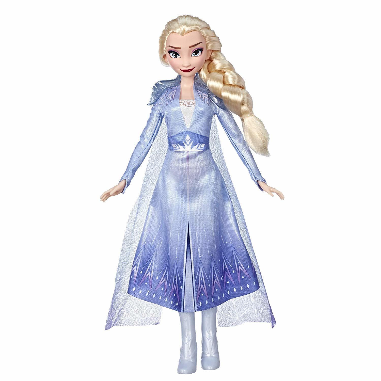 Купить Кукла Frozen Эльза Холодное сердце 2 E6709, Классические куклы