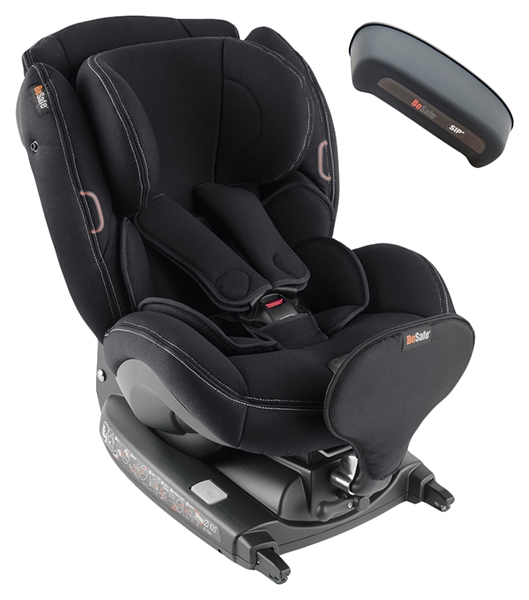Автокресло 0+/1 BeSafe iZi Kid X2 i-Size Black Car Interior 573050