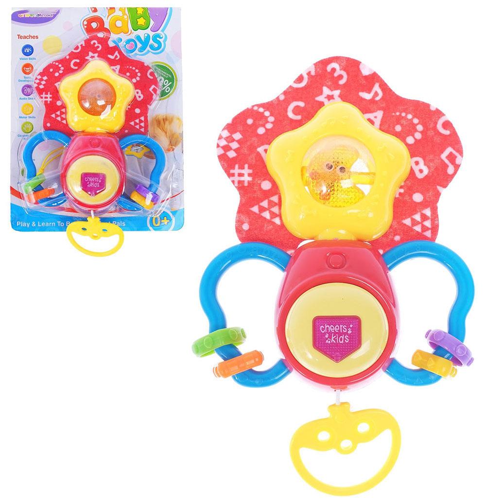 Купить Интерактивная игрушка SheersKids Цветочек 2825247, Shantou Gepai, Интерактивные игрушки