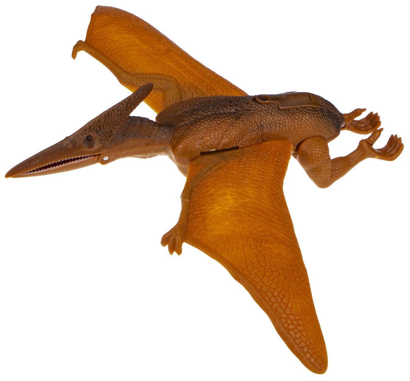 Купить Интерактивная игрушка 1TOY Robo Life Парк Динозавров. Птеранодон Т17169, 1 TOY,