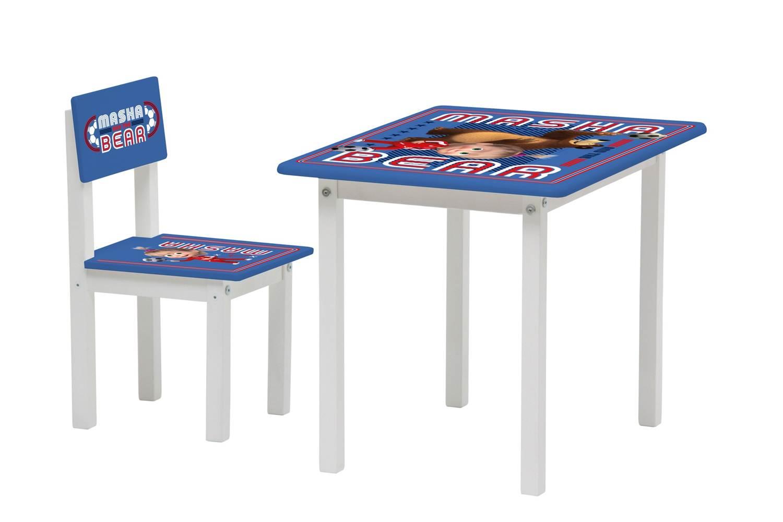 Комплект детской мебели Polini kids Fun