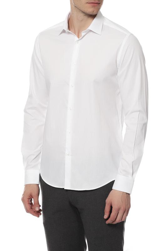 Рубашка мужская MONDIGO 420850 белая XL