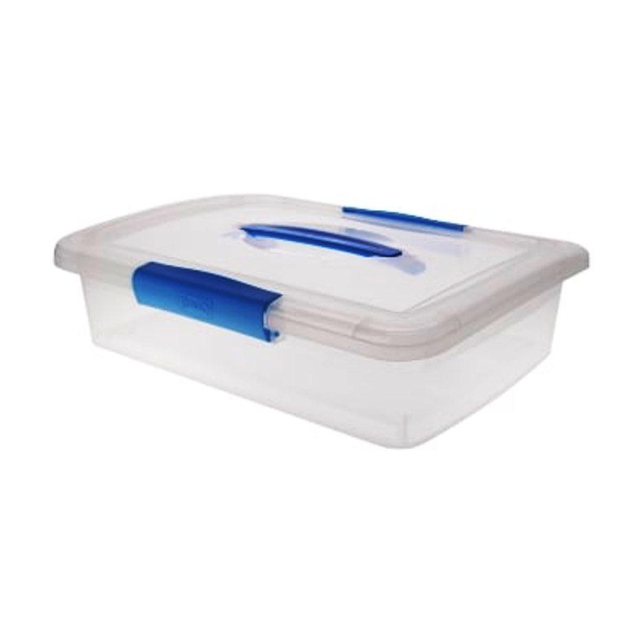 Ящик дляхранения  документов Laconic с защелками и ручкой