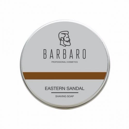 Мыло для бритья Barbaro eastern sandal