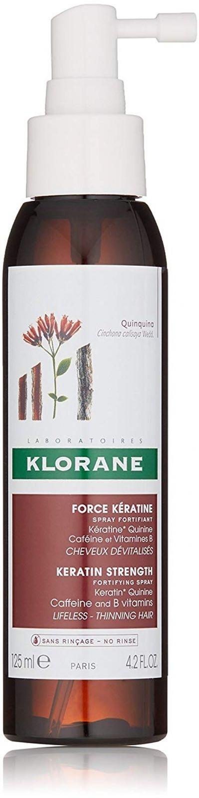 Концентрат для волос Klorane Keratin Strength Anti Hair