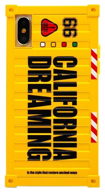 Чехол Remax Container Желтый
