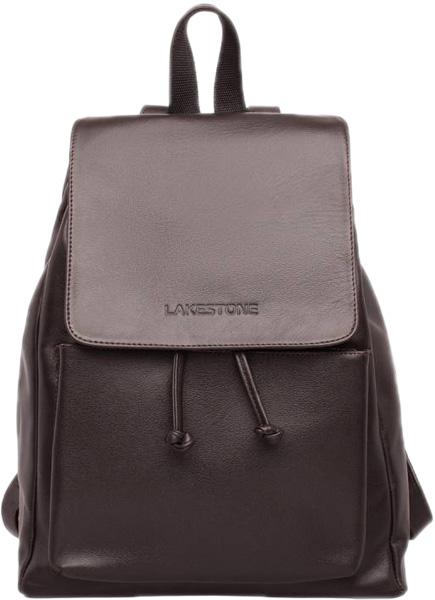 Рюкзак женский кожаный Lakestone 9150515/BR