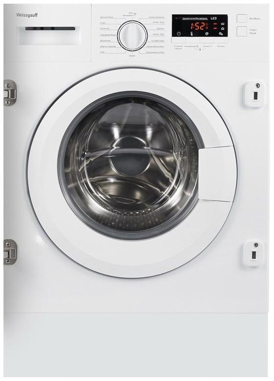Встраиваемая стиральная машина Weissgauff WMI 6128 D фото