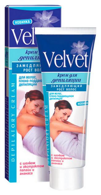 Крем для депиляции Compliment Velvet Замедляющий рост волос