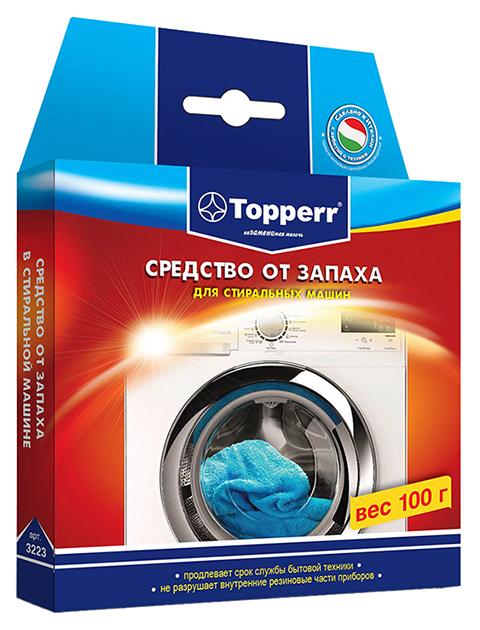 Средство для очистки стиральных машин Topperr 3223 Дезинфицирующее фото