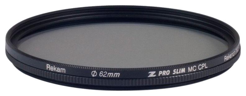 Светофильтр Rekam Z Pro Slim CPL 62-SMC16LC