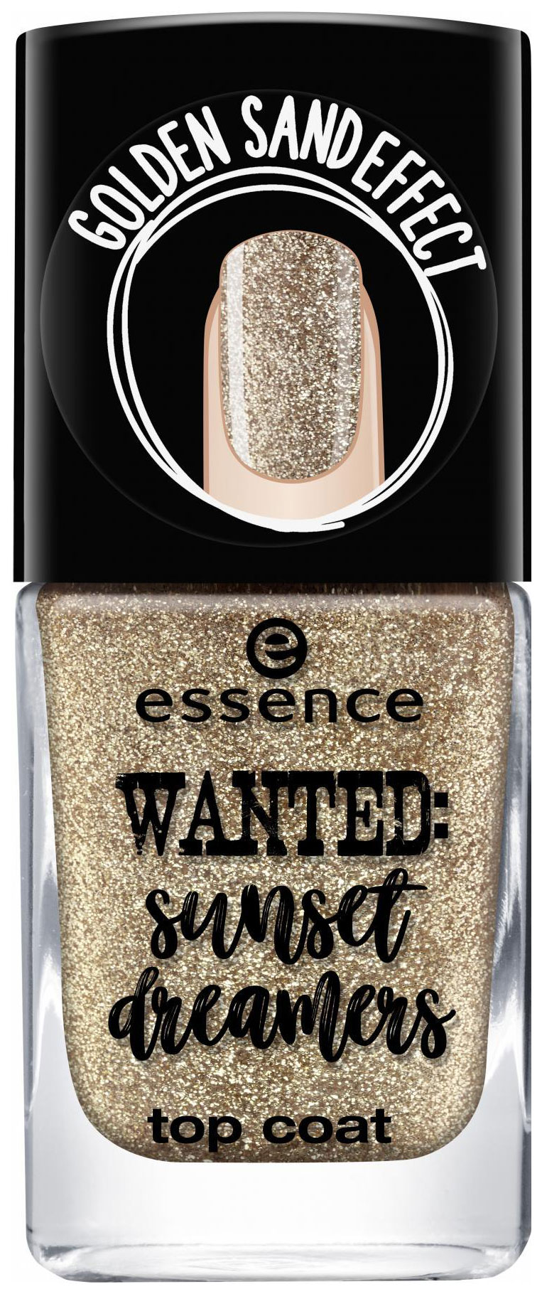 Топ Essence Wanted Sunset Dreamers 01 Golden Sand