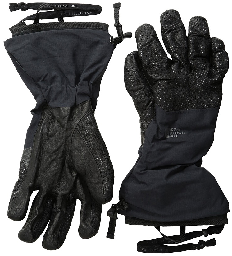 Перчатки The North Face Vengeance черные XL T0CA6W