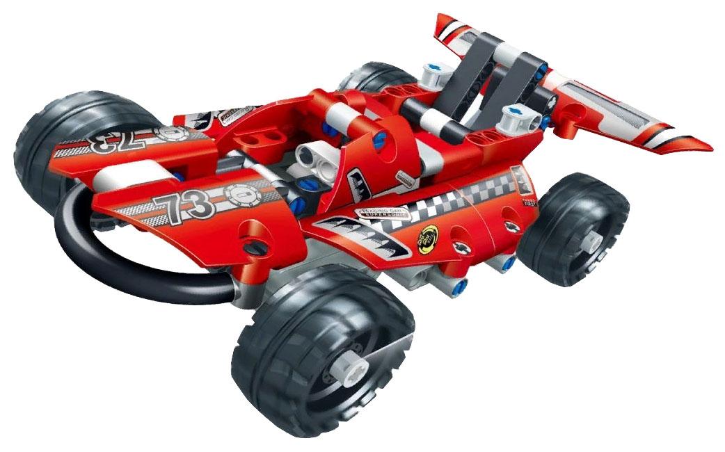Купить 3D-Конструктор SDL Гоночный болид, 150 деталей, Конструкторы пластмассовые